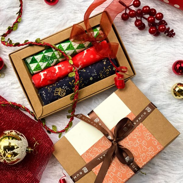 Holiday Collection - Set of 3 rumaal online